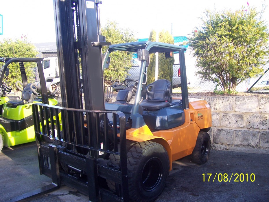 Toyota 4 Tonne 7 series Used Forklift
