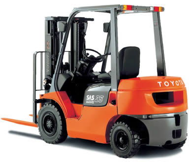 How to Choose a used forklift
