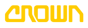 Crown forklifts logo
