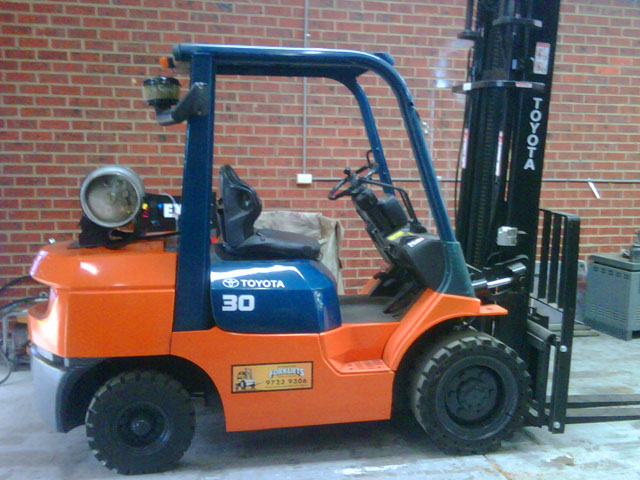 Toyota 3 Tonne 7 Series Used Forklift For Sale