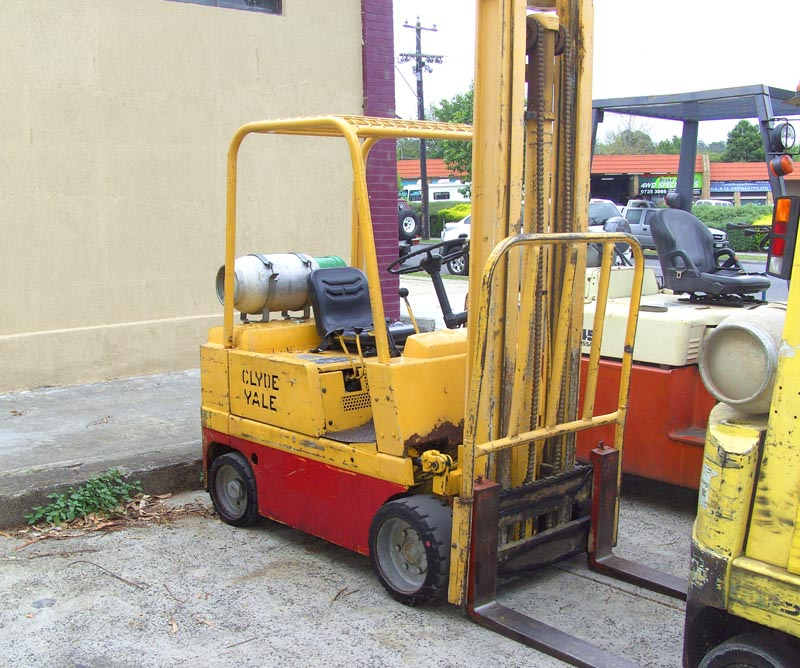 Yale 2.5 Tonne LPG Secondhand Used Forklift