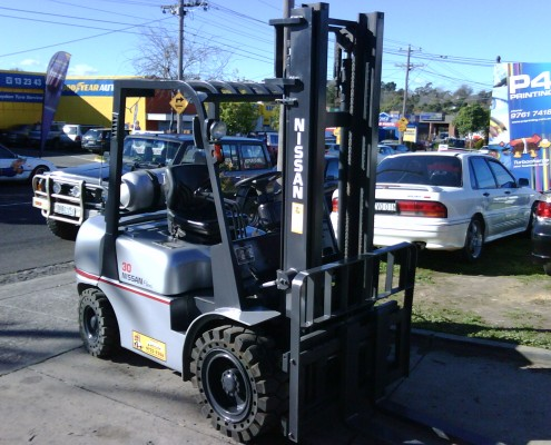Nissan Flexi 3 Tonne Used Forklift for Sale