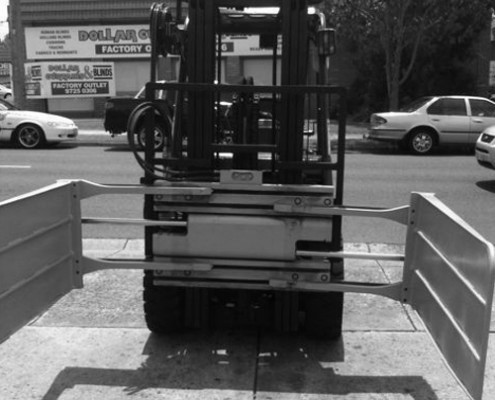 Used Forklift | Toyota 7 Series 3 Tonne Wool Grab large 2