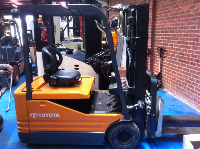Toyota Electric 1 8 Tonne Forklift