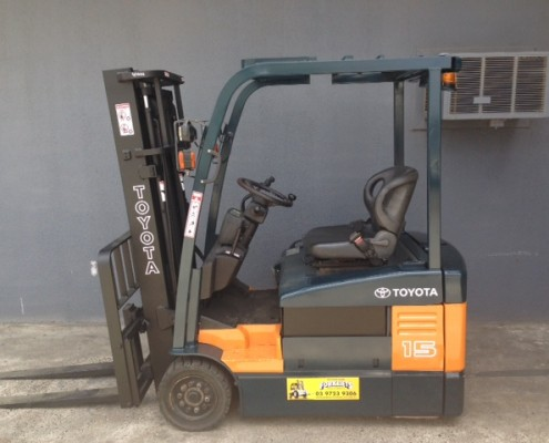 Electric Forklifts For Sale In Melbourne Cheap Used