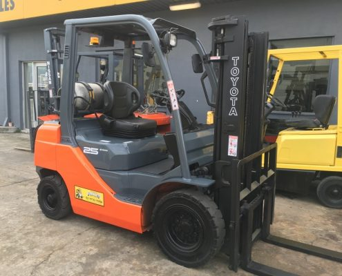 Toyota Forklift Used Toyota Forklifts For Sale At Great