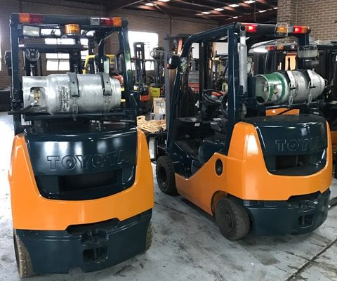 Secondhand Forklifts | Used Forklifts For Sale in Melbourne